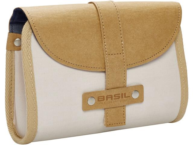 Basil Portland Saddle Bag Damen creme
